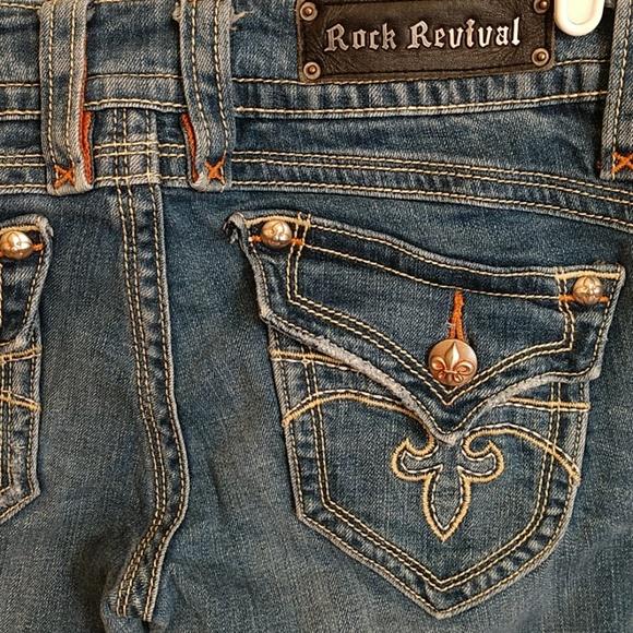 Rock Revival Denim - Rock Revival Gwen Bootcut Jeans